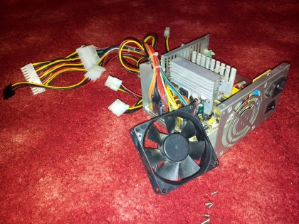 Cleaning PSU